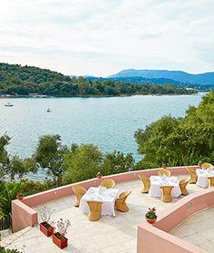 Grecotel Eva Palace | 5 star Luxury Hotel In Corfu Island    #luxuryhotels  #luxuryresorts