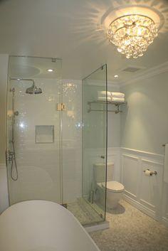 11 best glassless shower images | bathroom ideas, master