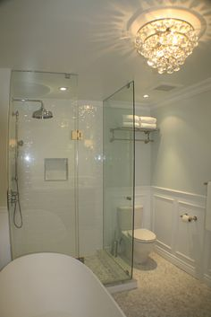 perfect bathroom... maybe without bathtub or bathtub and shower combine to take up less space
