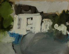 ApartmentBlock, Carhaix-Plouguer Paintings, Art, Art Background, Paint, Painting Art, Kunst, Performing Arts, Painting, Painted Canvas