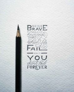 Beautiful Minature Calligraphy Posters Feature Inspirational & Motivational Quotes - BlazePress