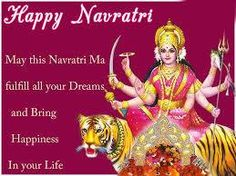 #May Nav #Durga bless you always.Wish you and your #family a very Happy #Navratri . http://www.sumedhatradex.com/