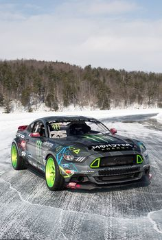 Ford Mustang RTR I love the look of this car, beyond cool.