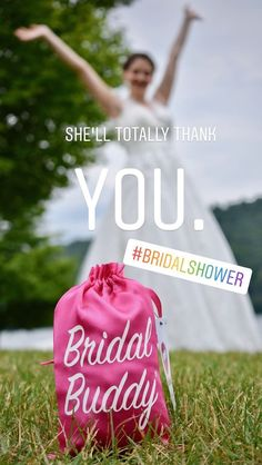 d0f72f3bbb6 Bridal Buddy is the perfect shower gift! Help the Bride protect your gown  in the