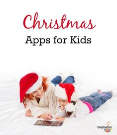 Huge Roundup of Christmas Apps for Kids