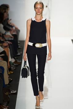 Michael Kors Spring 2013 RTW - Review - Fashion Week - Runway, Fashion Shows and Collections - Vogue - Vogue