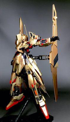 GUNDAM GUY: MG 1/100 Hyaku Shiki [GBWC 2016 Japan] - Customized Build