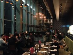 HMB Restaurant, Holland Amerika Kade 104, Rotterdam