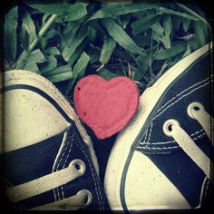 I heart Converse