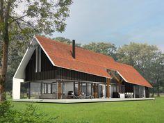 Maas Architecten » woonhuis haaksbergen