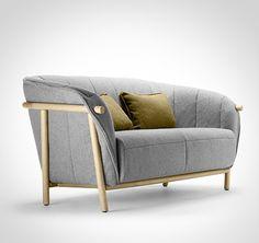 le canapé!!! design et production landaise, on aime!!!