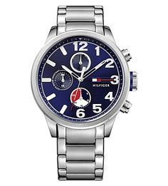 TOMMY HILFIGER 1791242 Stainless Steel Watch. #tommyhilfiger #womens fashion watches