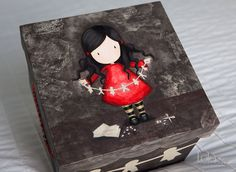 caja de madera gorjuss