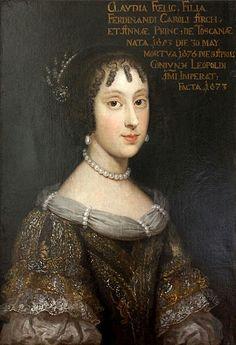 Claudia Felicita moglie di Leopoldo I