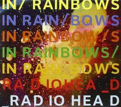 In Rainbows, 2008 Grammy Awards Alternative - Best Alternative Music Album winner, Radiohead (Colin Greenwood, Jonny Greenwood, Ed O'Brien, Philip Selway, Thom Yorke), artist. Dan Grech-Marguerat, Hugo Nicolson, Nigel Godrich & Richard Woodcraft, engineers. Nigel Godrich, producer. #GrammyAwards #GoodMusic #Music