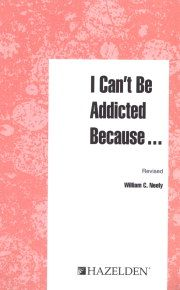 People who are addicted to mind-altering drugs, including prescription drugs, often justify their continued drug use by giving reasons that sound rational. This newly revised pamphlet explores seven common rationalizations, shows how they are used by addicts, and explains why they are wrong. William C. Neely has worked as a chemical dependency counselor and a trainer for counselors, and has written many recovery materials.