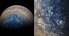 NASA's Juno Spacecraft Has Taken Images Of Jupiter And They Look Stunning