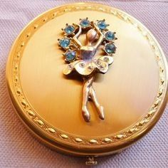admirer and collector sharing my adoration and appreciation for vintage powder compacts. Lipstick Case, Lipstick Holder, Vintage Makeup, Vintage Vanity, Powder Puff, Face Powder, Vintage Love, Vintage Items, Vintage Accessories