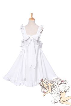 和泉紗霧のスリップドレスが登場しました!!