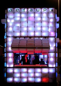 Building of the Year 2010, Hotels & Restaurants: Temporary Bar / Diogo Aguiar & Teresa Otto...