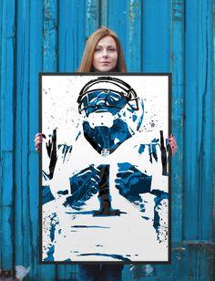 Cam Newton Carolina Panthers Poster