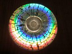 1000 images about cds reciclados on pinterest con cd - Manualidades con cd usados ...