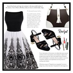 """Classy Elegance Style"" by amra-sarajlic ❤ liked on Polyvore featuring Clinique and vintage"