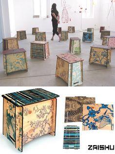 Zaishu - Modern Samurai Furniture