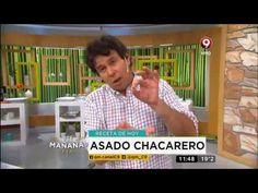 Receta de hoy: asado chacarero con tomates rellenos y pastel de choclo - YouTube