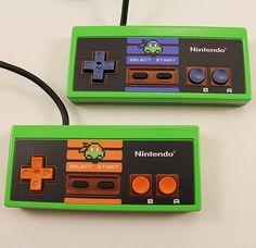 These Teenage Mutant Ninja Turtles gaming controller is EVERYTHING!
