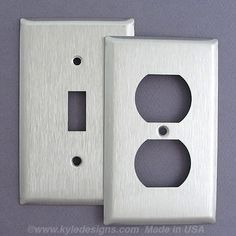 kitchen light switch covers kitchen. stainless steel switch plates discount prices on usa made switchplates u0026 outlet covers in sizes toggle wall decor rocker kitchen light