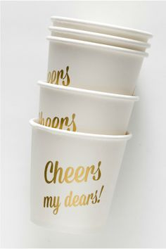 Chic Disposable Partyware
