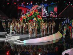 Las 24 Candidatas del Miss Venezuela 2016. en su Desfile en traje de Baño by Antoni Azocar