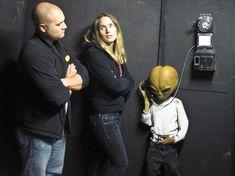 Area 51 of Alien Zone