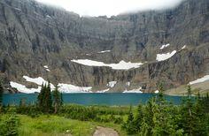 Glacier National Park - Iceberg Lake