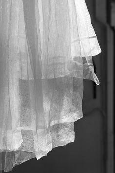 Robe blanche | White dress
