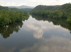 The James River. Virginia Mountains, River, Outdoor, Outdoors, Rivers, Outdoor Games