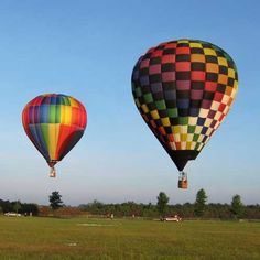The whole family will enjoy the 8th Annual Gulf Coast Hot Air Balloon Festival in Foley, Alabama - Father's Day weekend, June 15-17  Photo courtesy South Baldwin Chamber of Commerce