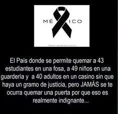Mexico me dueles.. Ayotzinapa 2014 si lo olvidamos ellos ganan!