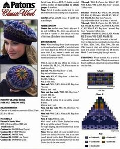 Fair Isle Knitting Patterns, Fair Isle Pattern, Knitting Charts, Loom Knitting, Knitting Designs, Hand Knitting, Knitted Beret, Knit Mittens, Knitted Gloves