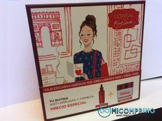 🎁Regala este Estuche de L'Oréal Paris Revitalift Serum + Crema de día 🎁 POR SOLO 15€. AQUÍ👉 https://www.micompring.com/product/loreal-paris-set-antiarugas-y-firmeza-serum-crema-de-dia-revitalift/66437 TU CENTRO COMERCIAL ONLINE.