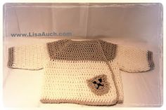 easy crochet cardigan pattern for baby-baby crochet patterns-free crochet patterns-crochet cardigan