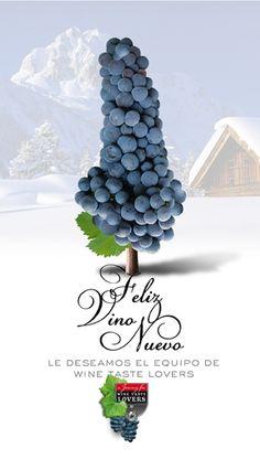 #Winetastelovers wish you Merry Christmas. #wine #tours