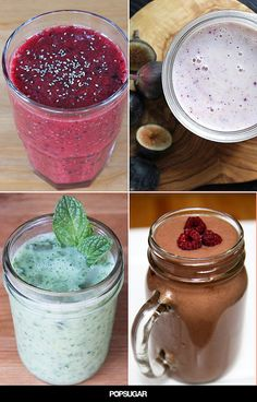 14 Fresh and Fruity Fiber-Filled Smoothies