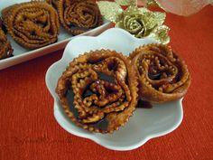 Xmas Food, Christmas Baking, Christmas Cookies, Italian Cookies, Dessert Recipes, Desserts, Fritters, Coffee Break, Italian Recipes