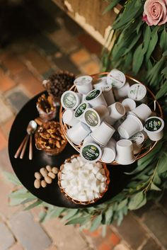 Coffee-themed wedding ideas   Lauren Rae Photography