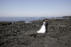 Wedding photo in Jeju Island