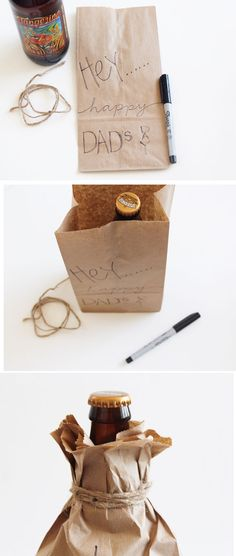 DIY gifts for guys :