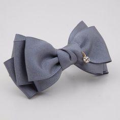 Handmade Multi Bow Tie Bow Elastic Ponytail Holder Hair Ties #VeryShine #PonytailHolders #Casual