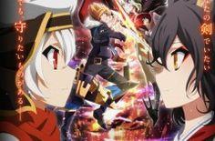 "Crunchyroll - Marina Inoue, Miyuki Sawashiro to Lead ""Chaos Dragon"" TV Anime Miyuki Sawashiro, Live Action, Boruto, Fairy Tail, Die Simpsons, Chaos Dragon, Animes Online, Trinity Seven, Films"